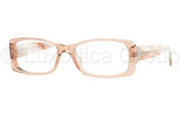a35cd73cd4842 Versace Eyeglass Frames VE3138 772-5316 - Brown Transparent