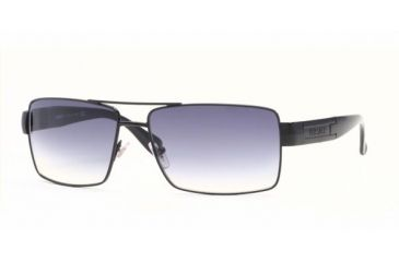 084be43691c Versace VE 2041 Sunglasses Styles Black Frame   Gray Gradient Lenses