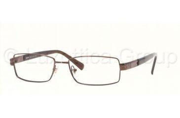 Versace VE1064 Bifocal Prescription Eyeglasses 1136-5316 - Brown