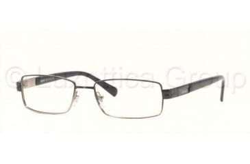 08febf8f90e Versace VE1064 Eyeglass Frames 1137-5316 - Brown And Black