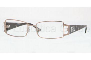 9468267789e Versace VE1163B Eyeglass Frames 1013-5016 - Brown Frame