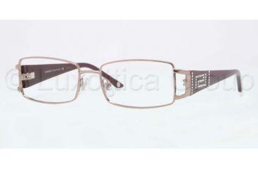 Versace VE1163B Progressive Prescription Eyeglasses 1333-5016 - Plum Frame