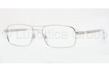 Versace VE1190 Progressive Prescription Eyeglasses 1294-5317 - Silver