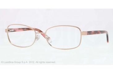 Versace VE1213 Eyeglass Frames 1052-53 - Copper Frame, Demo Lens Lenses