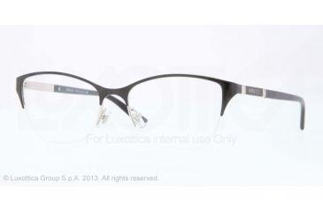 Versace VE1218 Eyeglass Frames 1343-53 - Silver Frame