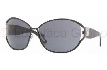 Versace VE2115 Sunglasses 100987-6315 - Black Gray