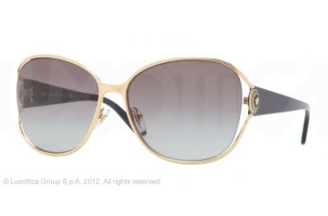 Versace VE2137 Single Vision Prescription Sunglasses VE2137-100211-58 -