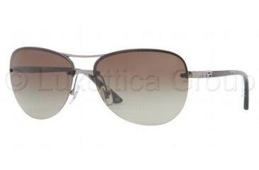 Versace VE2139 Sunglasses 100113-6014 - , Brown Gradient Lenses