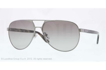 Versace VE2142 Progressive Prescription Sunglasses VE2142-100111-60 - Lens Diameter 60 mm, Lens Diameter 60 mm, Frame Color Gunmetal