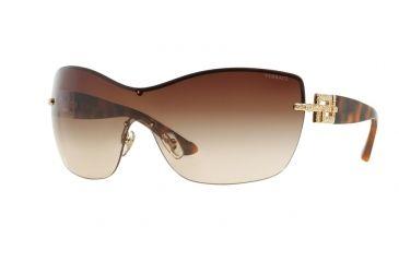 882cd37e3213 Versace VE2156B Sunglasses 135513-38 - Gold Frame