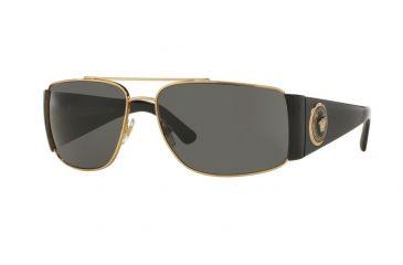 2d0d377b2101 Versace VE2163 Sunglasses 100287-63 - Gold Frame