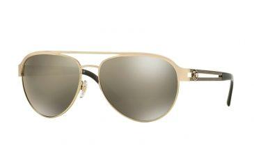 ff40d5b2044 Versace VE2165 Sunglasses 12525A-58 - Pale Gold Frame