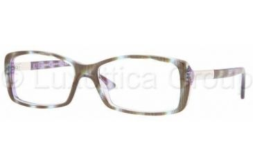 Versace VE3140 Bifocal Prescription Eyeglasses 873-5215 - Ruled Violet