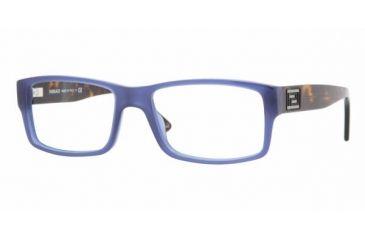 Versace VE3141 #903 - Transparent Blue Demo Lens Frame