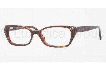 Versace VE3150B Progressive Prescription Eyeglasses 879-5316 - Havana