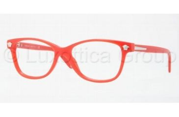 Versace VE3153 Progressive Prescription Eyeglasses 942-5116 - Red