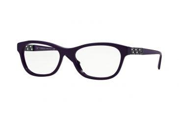 0e6cb4beb8d Versace VE3212BA Progressive Prescription Eyeglasses 5064-54 - Eggplant  Frame