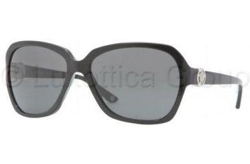 Versace VE4218B Bifocal Prescription Sunglasses VE4218B-GB1-87-58 - Lens Diameter 58 mm, Frame Color Shiny Black