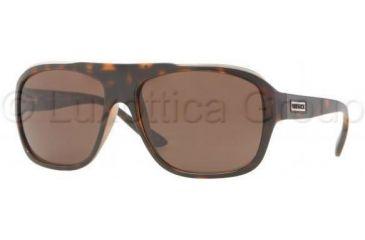 Versace VE4227 Sunglasses 919/73-5916 - Havana Frame, Brown Lenses