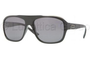 Versace VE4227 Sunglasses GB1/81-5916 - , Gray Lenses