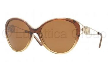 Versace VE4233 Sunglasses 500673-6017 - Brown Frame