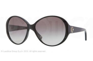 Versace VE4239 Bifocal Prescription Sunglasses VE4239-GB1-11-58 - Lens Diameter 58 mm, Frame Color Black