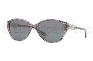 Versace VE4245 Sunglasses 500287-5315 - Lizard Gray Frame, Gray Lenses