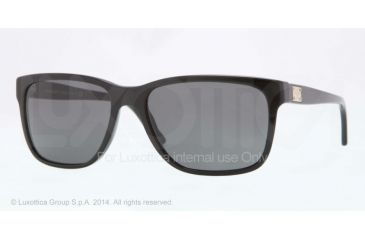 Versace VE4249A Bifocal Prescription Sunglasses VE4249A-GB1-87-58 - Lens Diameter 58 mm, Frame Color Black