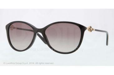 Versace VE4251A Progressive Prescription Sunglasses VE4251A-GB1-11-57 - Lens Diameter 57 mm, Frame Color Black