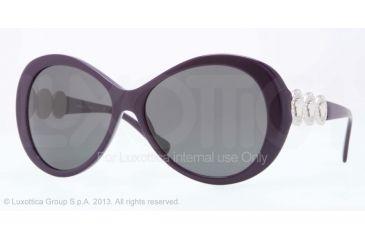 Versace VE4256B Bifocal Prescription Sunglasses VE4256B-506487-58 - Lens Diameter 58 mm, Frame Color Eggplant