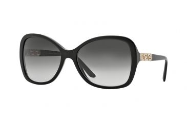 Versace VE4271B Sonnenbrille Schwarz GB1/8G 58mm qEZ70