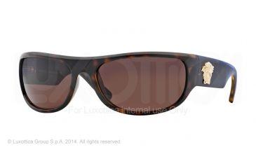 b23dcbd9ecf Versace VE4276 Sunglasses 108 73-63 - Havana Frame
