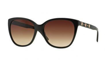 eee3dcb864b Versace VE4281 Sunglasses GB1 13-57 - Black Frame