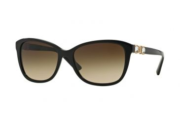 bcb060224c3e Versace VE4293B Sunglasses GB1 13-57 - Black Frame