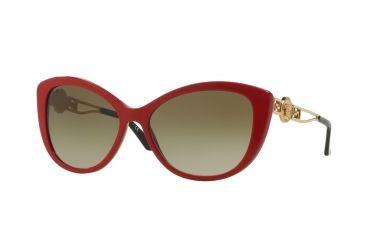 4ff58090e7d Versace VE4295 Bifocal Prescription Sunglasses VE4295-256-13-57 - Lens  Diameter 57