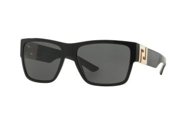 174d7a8d8e5 Versace VE4296 Sunglasses GB1 87-59 - Black Frame