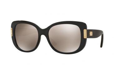 e5d96622713 Versace VE4311 Sunglasses GB1 5A-56 - Black Frame