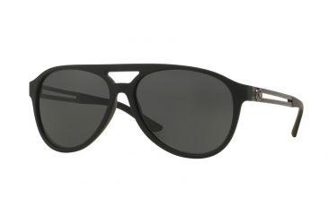 e496f21a32 Versace VE4312 Sunglasses 514187-60 - Black Rubber Frame