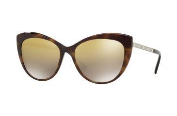 d93e103395 Versace VE4348 Sunglasses 52697I-57 - Dark Havana Frame