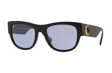 2de48a0c80 Versace VE4359 Sunglasses GB1 1A-55 - Black Frame
