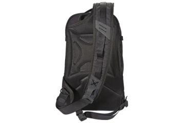 Vertx EDC Commuter Sling Slim Line Single Sling Pack, Black w/Red Trim VTX5010BKR
