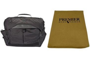 4-Vertx EDC Courier Messenger Bag