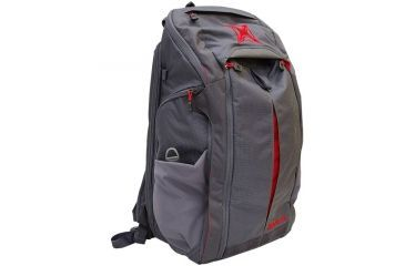 Vertx Edc Gamut Plus Limited Edition Bag 24x16x9in Smoke Gray W Red Trim