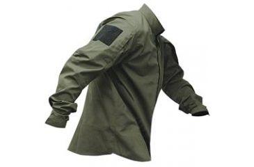 Vertx Men's Gunfighter Phantom LT Long Sleeve Top, OD Green, Size 2XL VTX8220OD-2XL