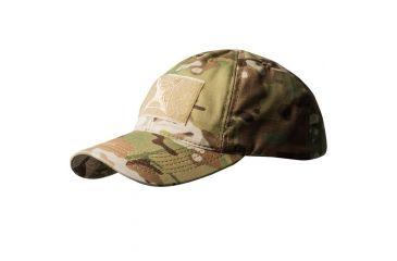Vertx Mens Multicam Cap with Velcro Patch and Embroidery  202c23219f1