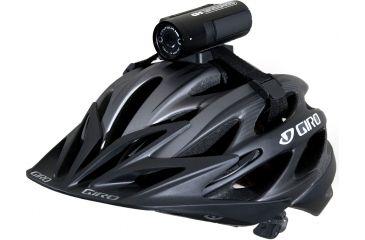 VholdR Vented Helmet Mount 2550 on helmet (helmet not included)