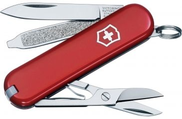Victorinox Classic SD Swiss Army Knife Red 53001