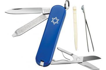Victorinox Classic Sd Swiss Army Pocket Knife 54005 54214