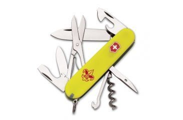 Victorinox Climber Boy Scout Collection Swiss Army Knife
