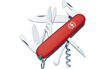 Victorinox Climber Swiss Army Knife Red 53381